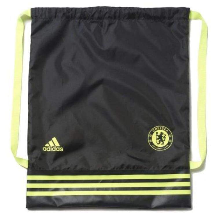 Bags / Sack Pack: Adidas Chelsea 16/17 Gym Bag Ax6629 - Adidas / Black / 1617 Accessories Adidas Bags Bags / Sack Pack |