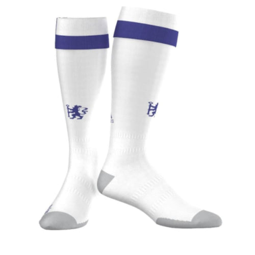 Socks / Soccer: Adidas Chelsea 16/17 (H) Socks Wht Ai7130 - Adidas / Eur: 40-42 / White / 1617 Accessories Adidas Away Kit Chelsea |