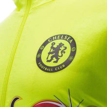 Jackets / Track: Adidas Chelsea 16/17 Pre-Match Jacket Yel Ap5609 - 1617 Adidas Chelsea Clothing Football