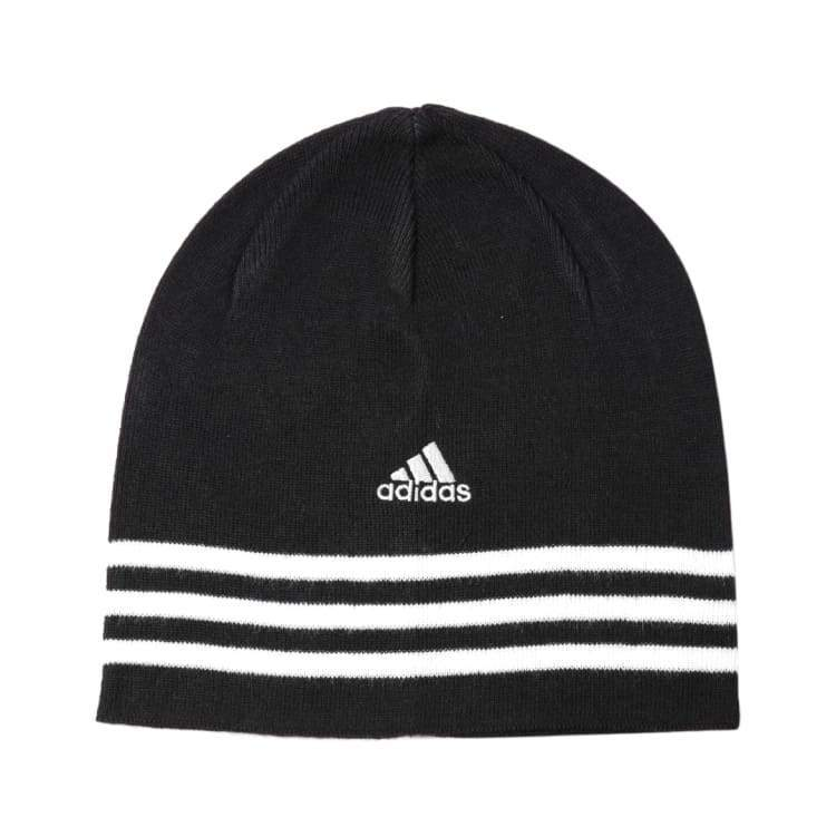 Headwear / Beanies: Adidas Ess 3S Beanie Bk Ay4883 - Adidas / Black / Accessories Adidas Black Head & Neck Wear Headwear |
