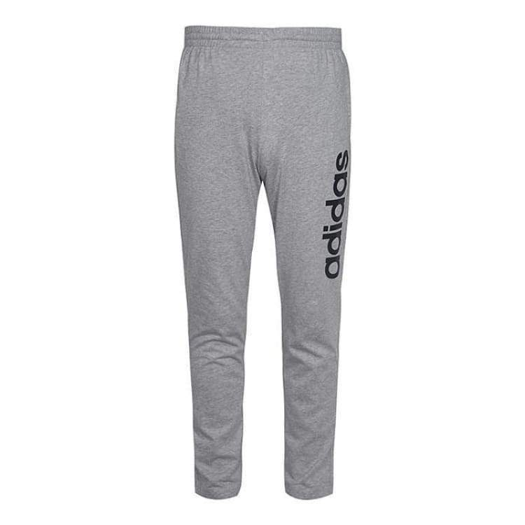 Pants / Training: Adidas Essentials Training Pant - Grey Br4079 - Adidas / S / Grey / Adidas Clothing Grey Land Lifestyle |