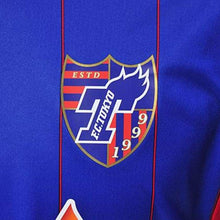 Jerseys / Soccer: Adidas F.c. Tokyo Fc 12/13 (Home) S/s Jersey L15233 - 1213 Adidas Blue/red Clothing F.c. Tokyo