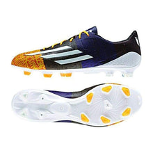 Cleats / Soccer: Adidas F50 Adizero Fg (Messi) Oj/ Wht/grn M21777 - Adidas Cleats / Soccer Footwear Land Mens