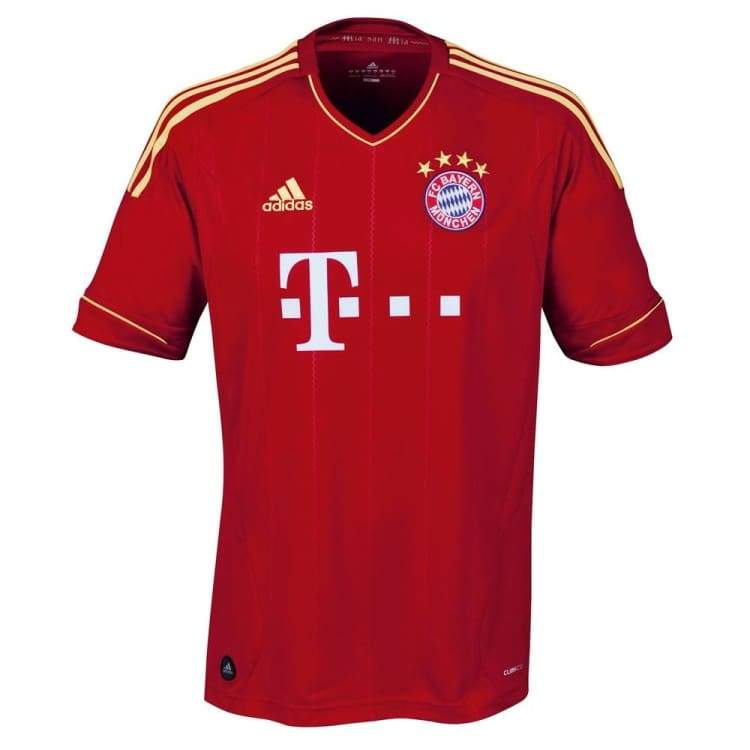 Jerseys / Soccer: Adidas Fc Bayern 11/12 (H) S/s Match - Adidas / L / Red / 1112 Adidas Bayern Munich Clothing Home Kit |