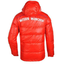 Jackets / Down & Insulated: Adidas Fc Bayern 14/15 Down Jacket M30955 - 1415 Adidas Bayern Munich Clothing Jackets