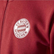 Hoodies & Sweaters: Adidas Fc Bayern 15/16 Full Zip Hoodie Aa6851 - 1516 Adidas Bayern Munich Clothing Hoodies & Sweaters