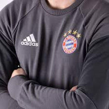 Hoodies & Sweaters: Adidas Fc Bayern 16/17 Sweat Top Gry Ao0313 - 1617 Adidas Bayern Munich Clothing Grey