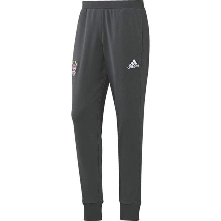 Pants / Sweat: Adidas Fc Bayern 16/17 Sweater Pants Gry Ao0315 - Adidas / S / Grey / 1617 Adidas Bayern Munich Clothing Grey |