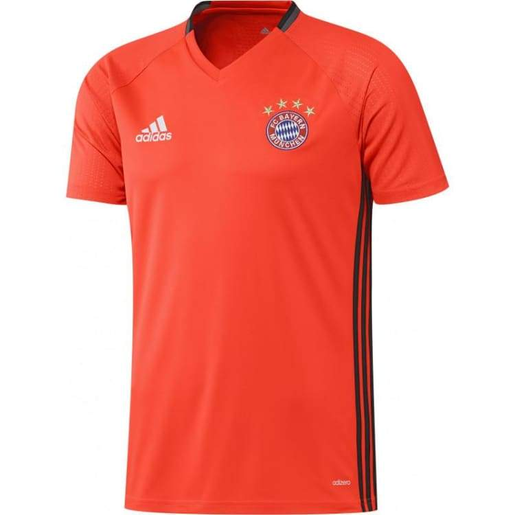 Jerseys / Soccer: Adidas Fc Bayern 16/17 Training Jersey Ao0307 - Adidas / L / Orange / 1617 Adidas Bayern Munich Clothing Jerseys |