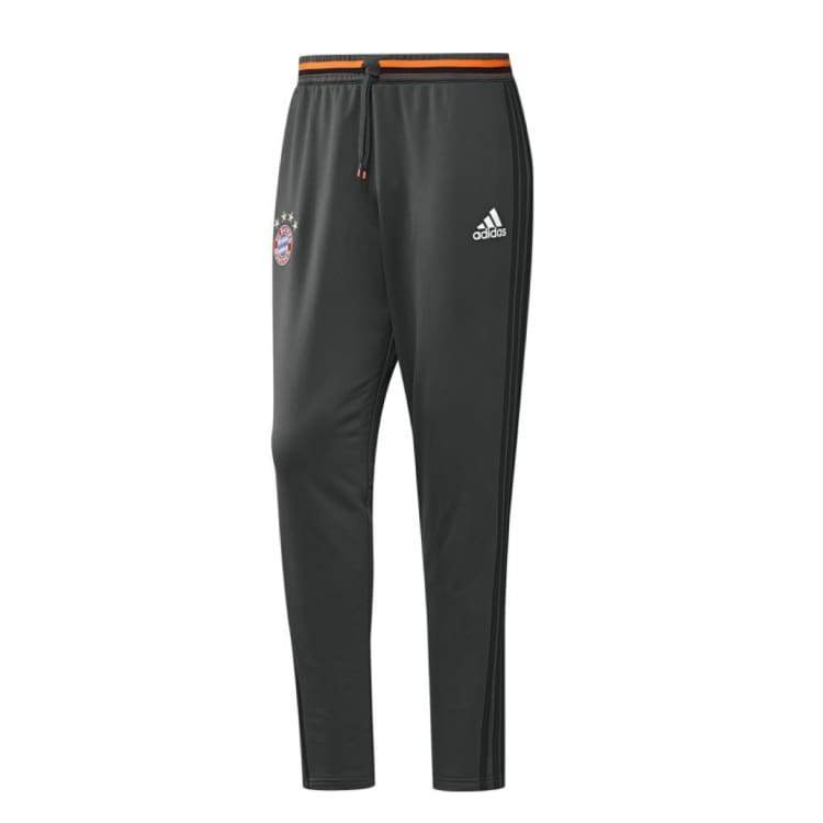 Pants / Training: Adidas Fc Bayern 16/17 Training Pants Gry Ao0301 - Adidas / S / Grey / 1617 Adidas Bayern Munich Clothing Grey |