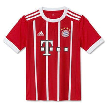 Jerseys / Soccer: Adidas Fc Bayern 17/18 (H) Kids Jersey Az7954 - Adidas / Kids: 128 / Red / 1718 Adidas Bayern Munich Clothing Football |