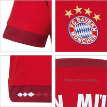 Jerseys / Soccer: Adidas Fc Bayern Munich 15/16 (H) S/s S14294 - 1516 Adidas Bayern Munich Clothing Home Kit