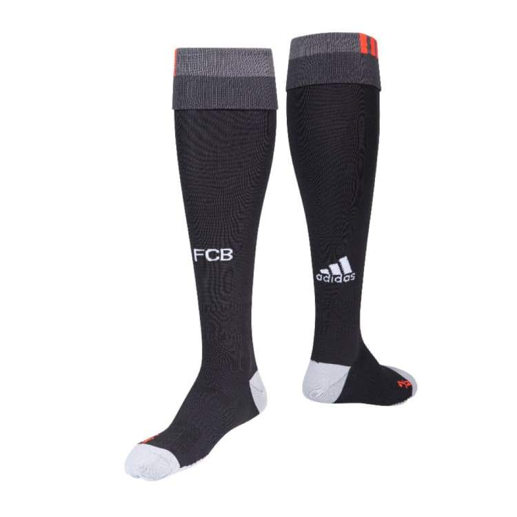 Socks / Soccer: Adidas Fc Bayern Munich 16/17 (A) Socks Ai0037 - Adidas / Eur: 40-42 / Black / 1617 Accessories Adidas Away Kit Bayern