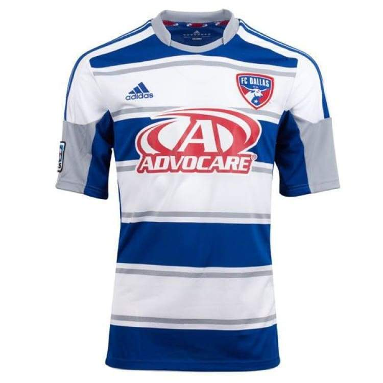 online store bb391 a9988 Adidas FC Dallas 13/14 (A) S/S Z70224