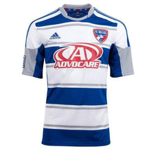 Jerseys / Soccer: Adidas Fc Dallas 13/14 (A) S/s Z70224 - Adidas / L / Blue / 1314 Adidas Away Kit Blue Clothing |