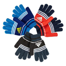 Gloves & Mittens / Casual: Adidas Fingerless Glove - Accessories Adidas Black Blue Gloves