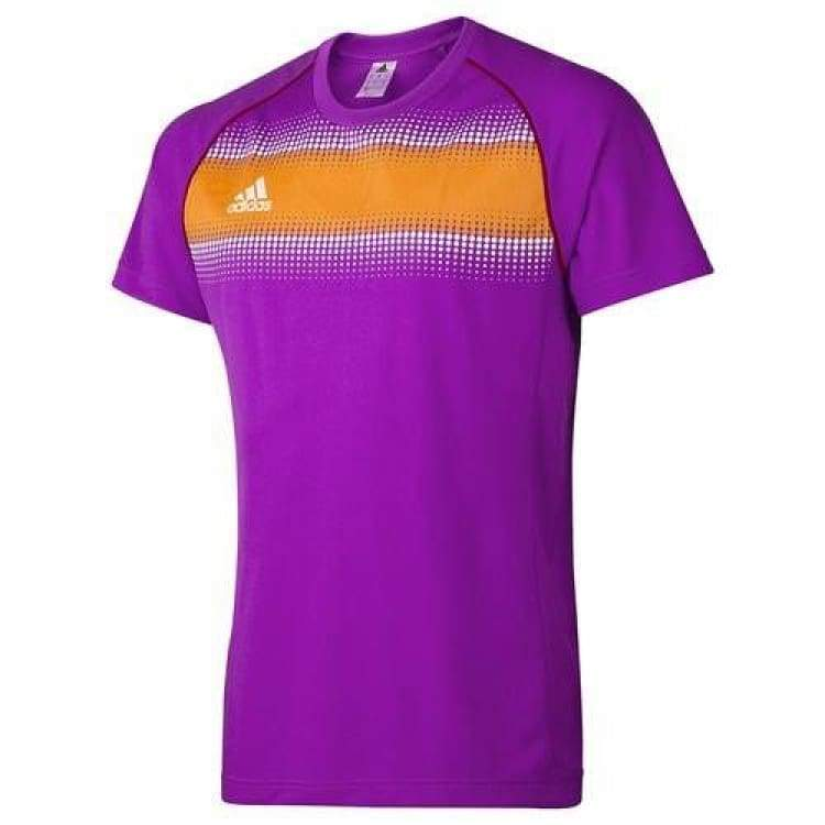 Jerseys / Soccer: Adidas Freefootball D Graphics S/s Jersey F48157 - Adidas / S / Purple / Adidas Blue Clothing Jerseys Jerseys / Soccer |