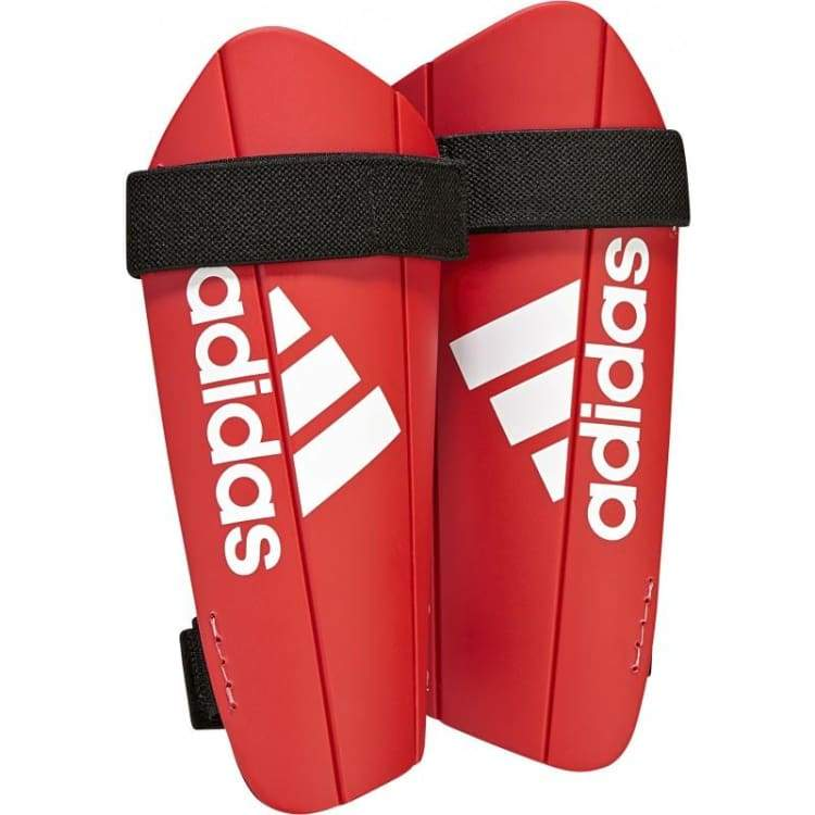 Protectors / Shin Guard: Adidas Ghost Lite Shin Guards Az9859 - Adidas / M / Red / Adidas Football Gear Land Mens | Ochk-Sfalo-Az9859-Red-M