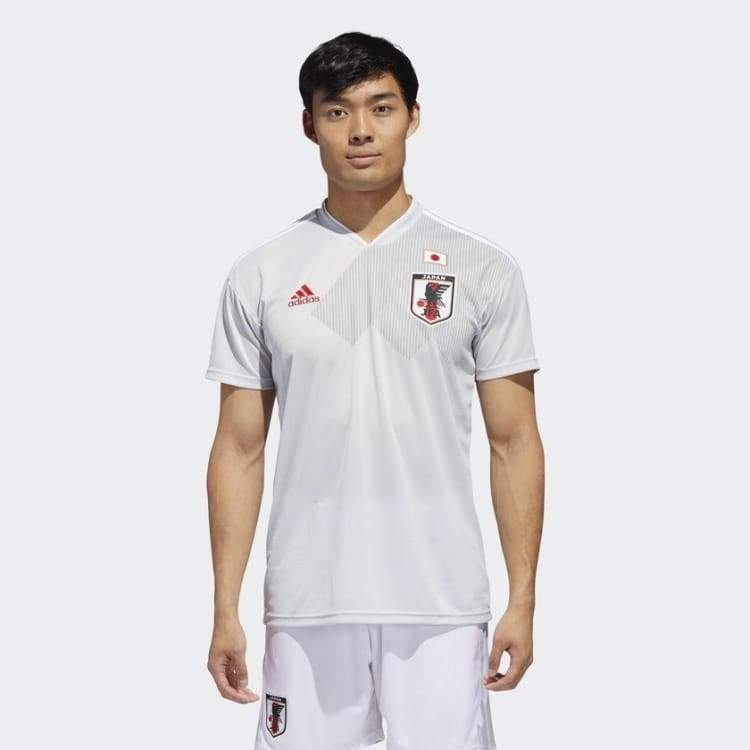 Adidas Japan 2018 (A) S/S Jersey BR3627
