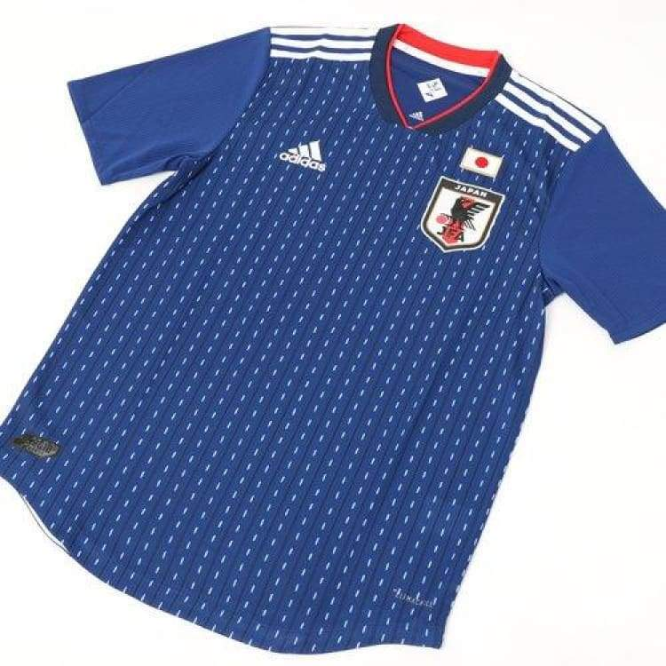 the latest c3712 a1142 Adidas Japan 2018 (H) S/S Authentic Jersey BR3628 (Japan Version)