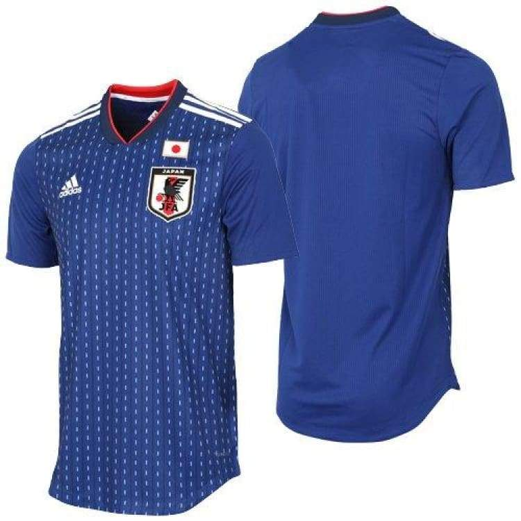 Adidas Japan 2018 (H) SS Authentic Jersey BR3628 (Japan Version)
