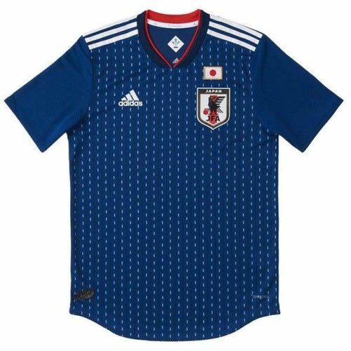 Jerseys / Soccer: Adidas Japan 2018 (H) S/S Authentic Jersey BR3628 [JAPAN VERSION] - XO / adidas / Blue / 2018 2018 FIFA WORLD CUP 2018
