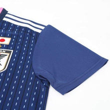 Jerseys / Soccer: Adidas Japan 2018 (H) S/s Womens Jersey Br3606 (Japan Version) - 2018 2018 Fifa World Cup 2018 World Cup Adidas Clothing