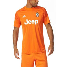 Jerseys / Soccer: Adidas Juventus 16/17 (H) Gk Shirt S/s Ap8910 - 1617 Adidas Clothing Goalkeeper Home Kit