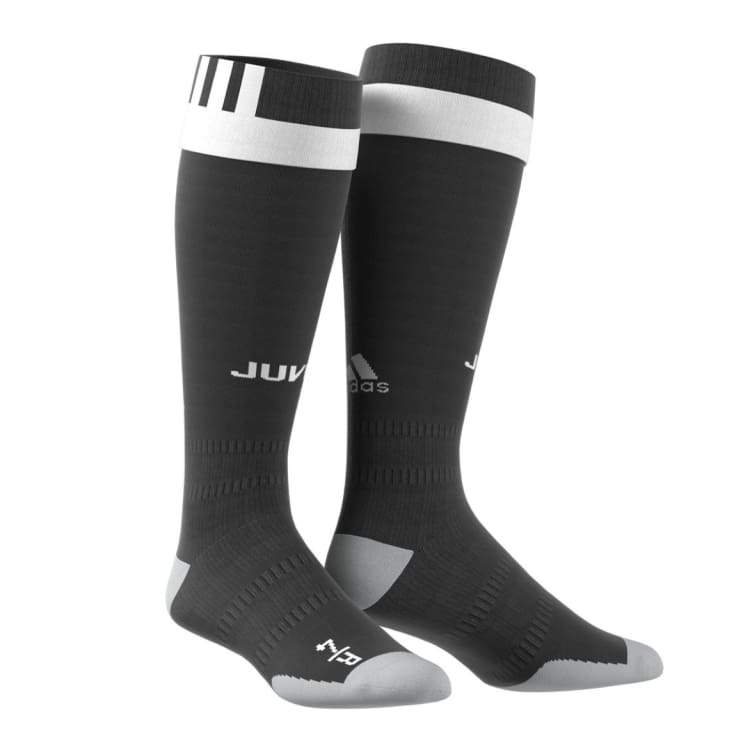 Socks / Soccer: Adidas Juventus 16/17 (H) Socks Ai6250 - Adidas / Eur: 37-39 / Black / 1617 Accessories Adidas Black Home Kit |