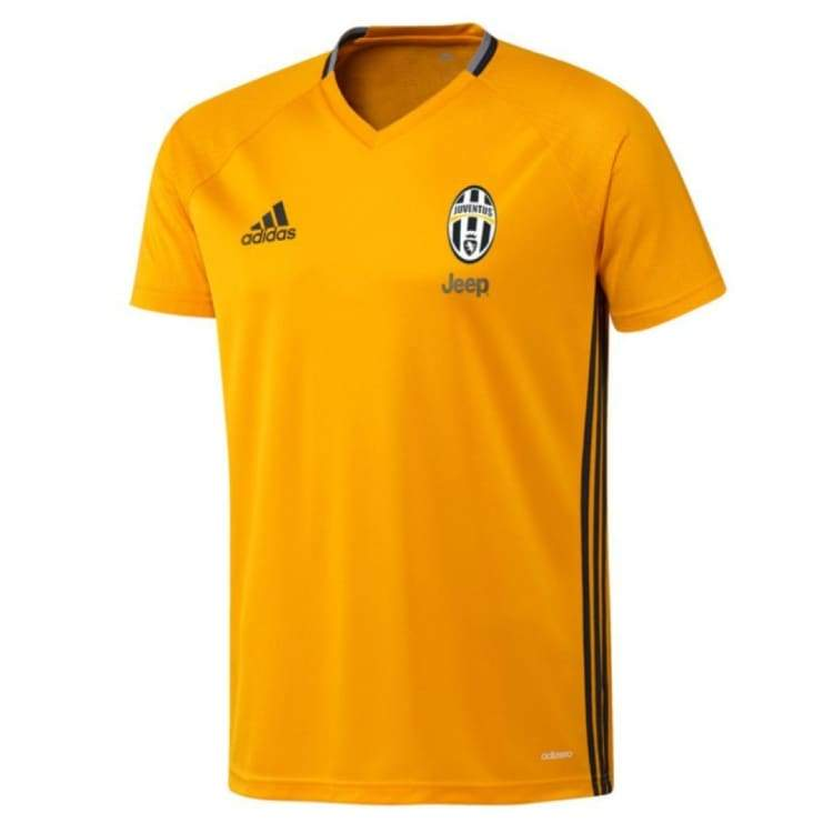 Jerseys / Soccer: Adidas Juventus 16/17 Training Jersey Gold Ai6996 - Adidas / S / Gold / 1617 Adidas Clothing Gold Jerseys |