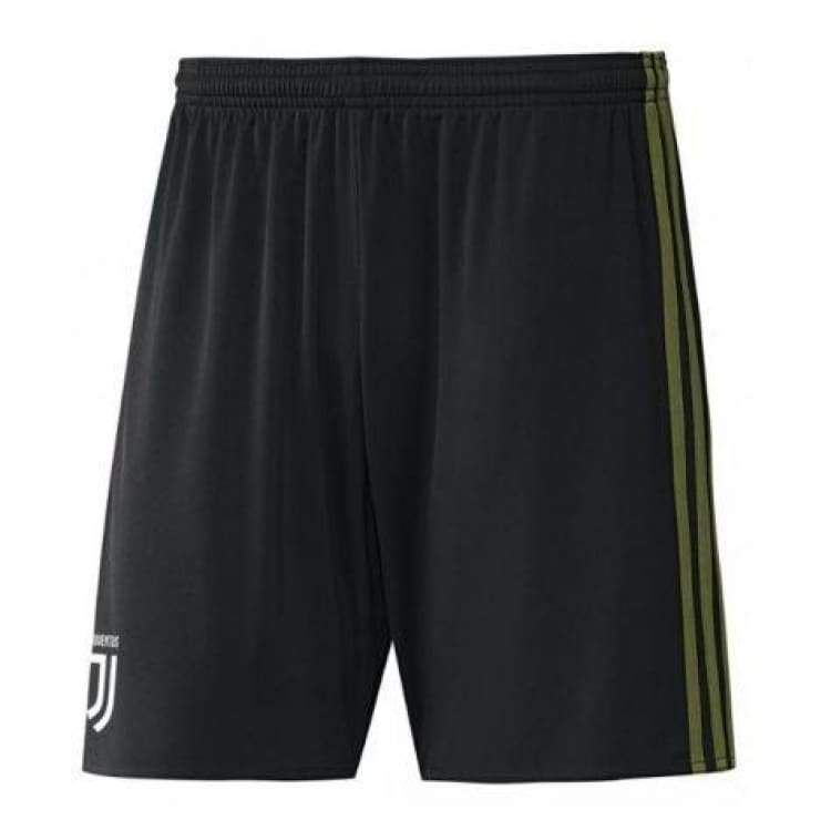 Shorts / Soccer: Adidas Juventus 17/18 (3Rd) Mens Shorts Az8685 - Adidas / S / Black / 1718 Adidas Black Clothing Football |