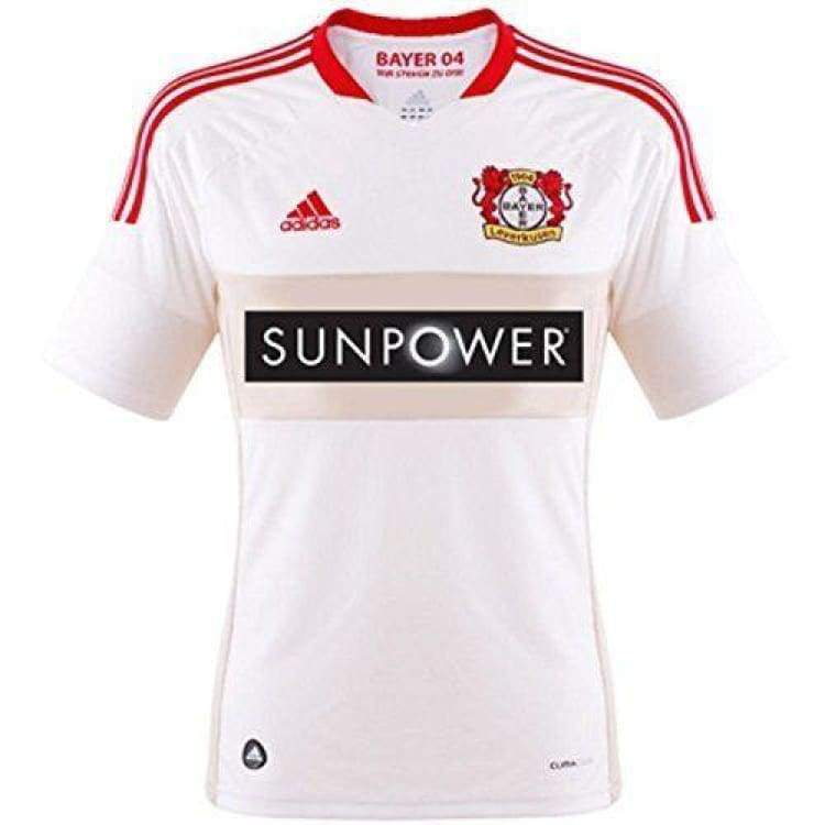 Jerseys / Soccer: Adidas Leverkusen 12/13 (H) S/s Z63778 - Adidas / L / White / 1213 Adidas Clothing Home Kit Jerseys |