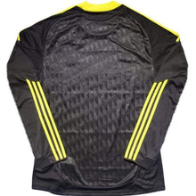 Jerseys / Soccer: Adidas Liverpool 10/11 (3Rd) L/s P96670 - 1011 Adidas Black Clothing Jerseys