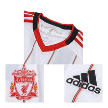 Jerseys / Soccer: Adidas Liverpool 10/11 (A) L/s P96682 - 1011 Adidas Away Kit Clothing Jerseys