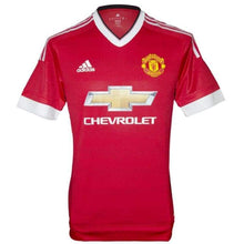 Jerseys / Soccer: Adidas Manchester United 15/16 (H) Player S/s Ac1415 - Adidas / Xs / Red / 1516 Adidas Clothing Home Kit Jerseys |