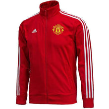 Jackets / Track: Adidas Manchester United 16/17 3S Track Top Az4704 - Xs / Red / Adidas / 1617 Adidas Clothing Jackets Jackets / Track |