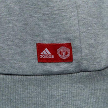 Hoodies & Sweaters: Adidas Manchester United 16/17 Graphic Sweater Ay2800 - 1617 Adidas Clothing Grey Hoodies & Sweaters