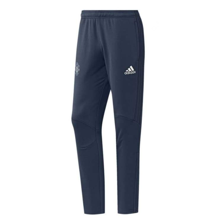 Pants / Training: Adidas Manchester United 16/17 Pre-Match Pants Bu S95778 - Adidas / S / Blue / 1617 Adidas Blue Clothing Land |