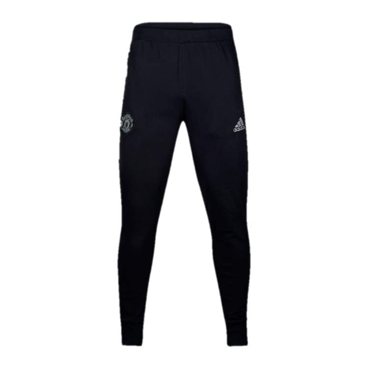 Pants / Sweat: Adidas Manchester United 16/17 Sweater Pants Bk Ap0999 - Xs / Black / Adidas / 1617 Adidas Black Clothing Land |