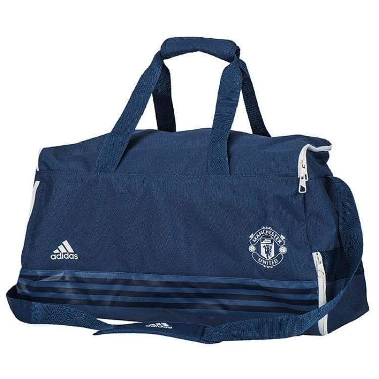Bags / Duffel: Adidas Manchester United 16/17 Tb M S95101 - Adidas / 1617 Accessories Adidas Bags / Duffel Land | Ochk-Sfalo-S95101-Blk