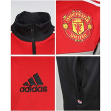Jackets / Track: Adidas Manchester United 16/17 Track Top Aj1247 - 1617 Adidas Clothing Jackets Jackets / Track