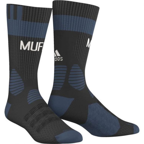 Socks / Soccer: Adidas Manchester United 16/17 Training Socks S95108 - Adidas / Eur: 40-42 / Navy / 1617 Accessories Adidas Football Land |