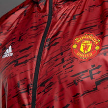 Jackets / Windbreaker: Adidas Manchester United 16/17 Windbreaker Ay2799 - 1617 Adidas Clothing Jackets Jackets / Windbreaker