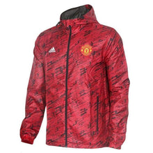 Jackets / Windbreaker: Adidas Manchester United 16/17 Windbreaker Ay2799 - Adidas / S / Red / 1617 Adidas Clothing Jackets Jackets /