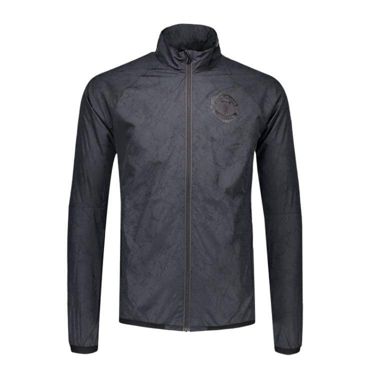 Jackets / Track: Adidas Manchester United 16/17 Woven Jacket Ap7188 - Adidas / S / Black / 1617 Adidas Black Clothing Jackets |