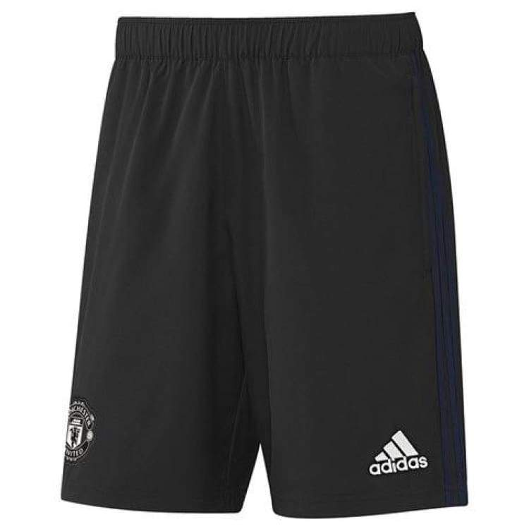 Shorts / Soccer: Adidas Manchester United 16/17 Woven Shorts Blk Ap1027 - S / Black / Adidas / 1617 Adidas Black Clothing Land |