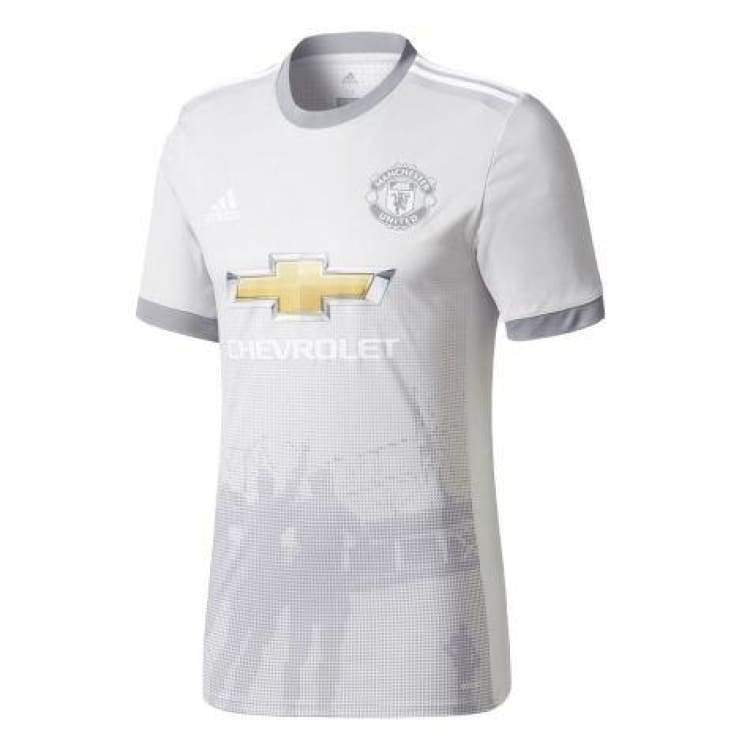 Adidas Manchester United 17 18 3rd S S Men S Authentic Jersey B30977