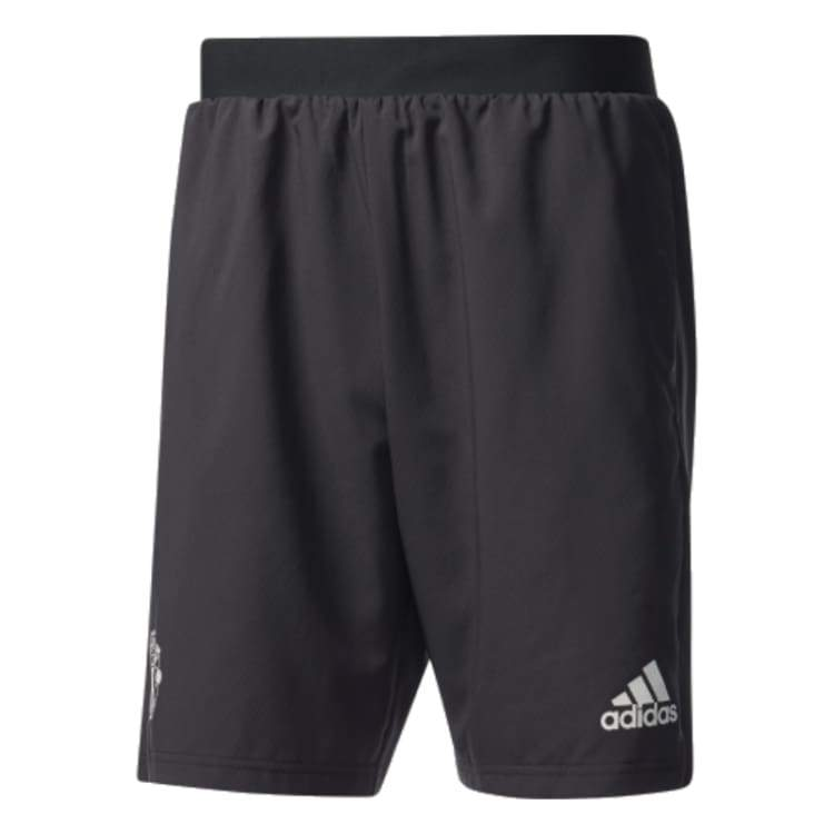 Shorts / Soccer: Adidas Manchester United 17/18 Ucl Training Shorts - Black Bs4337 - Adidas / M / Black / 1718 Adidas Black Clothing Land |