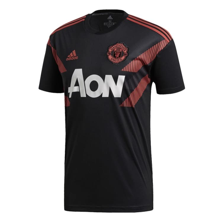 Adidas Manchester United 18/19 MUFC H PRE Jersey CW5824 [Mens]