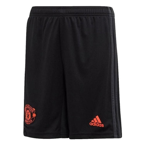 Shorts / Soccer: Adidas Manchester United 19/20 (3rd) Mens Shorts DW7893 - adidas / XS / Black / 1920 3RD adidas Black Clothing |